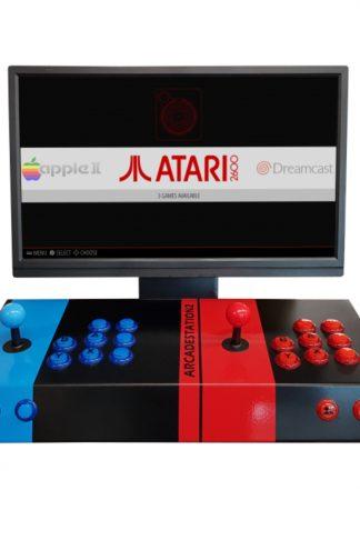 Console arcade da tavolo Arcade Station 2