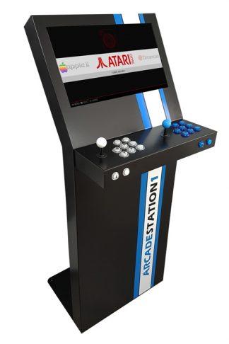 Cabinet Arcade Station 1