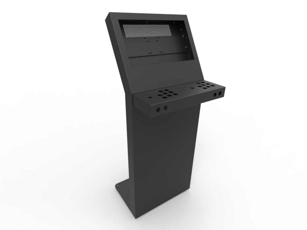 Scocca per cabinato arcade