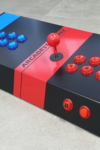 Console retrogaming arcade