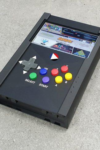 Emulatore retrogaming portatile